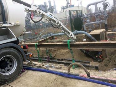 zuigtechniek bodemsanering